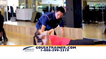 NASM TV Spot, 'Become a Trainer' - Thumbnail 3