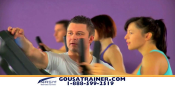 NASM TV Spot, 'Become a Trainer' - Thumbnail 4