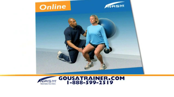 NASM TV Spot, 'Become a Trainer' - Thumbnail 7