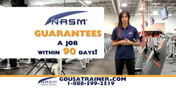 NASM TV Spot, 'Become a Trainer' - Thumbnail 9