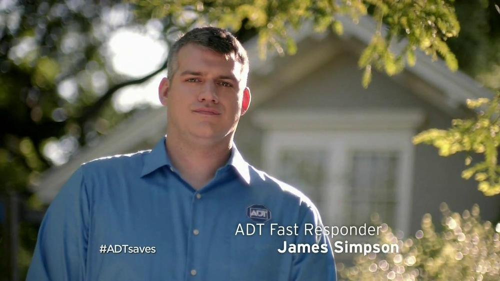 ADT TV Commercial, 'Fast Response Monitoring'