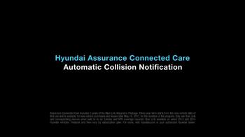 Hyundai Assurance Connected Care TV Spot,'Oil Change' Song by Bob Marley - Thumbnail 9