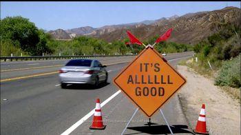 Hyundai Assurance Connected Care TV Spot, 'All Good' Song by Bob Marley