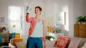 Lysol Disinfectant Spray TV Spot, 'Air Freshening vs Healthing'