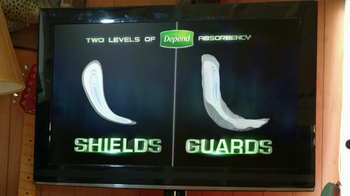 Depend Shields and Guards TV Spot Featuring Tony Siragusa - Thumbnail 8