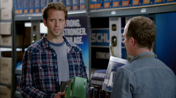 Schlage TV Spot, 'Breakup' - 615 commercial airings