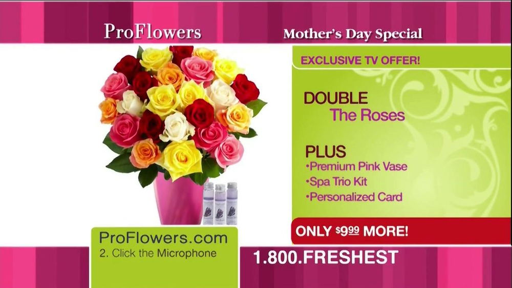 Proflowers Tv Commercial Mother S Day Video