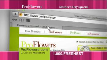 ProFlowers TV Spot, 'Mother's Day' - Thumbnail 10