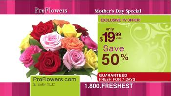 ProFlowers TV Spot, 'Mother's Day' - Thumbnail 3