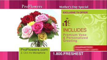 ProFlowers TV Spot, 'Mother's Day' - Thumbnail 4