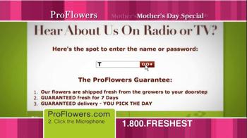 ProFlowers TV Spot, 'Mother's Day' - Thumbnail 7