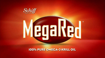 Mega Red Krill Oil TV Spot - Thumbnail 1
