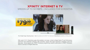 XFINITY Double Play TV Spot, 'Fastest Four Weeks: Time is Running Out' - Thumbnail 6