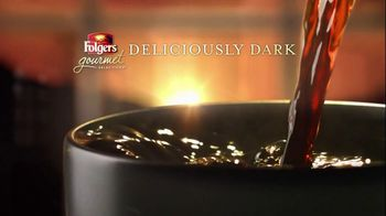 Folgers Gourmet Selections TV Spot, 'Deliciously Dark' - 14 commercial airings