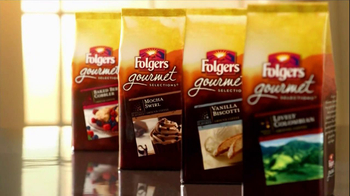 Folgers Gourmet Selections TV Spot, 'Deliciously Dark' - Thumbnail 6