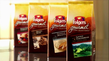 Folgers Gourmet Selections TV Spot, 'Deliciously Dark' - Thumbnail 7