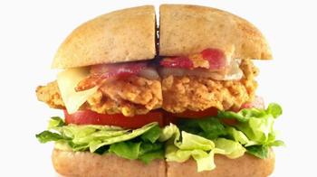 Sonic Drive-In Asiago Caesar Chicken Club TV Spot, 'Chicken Club' - Thumbnail 10