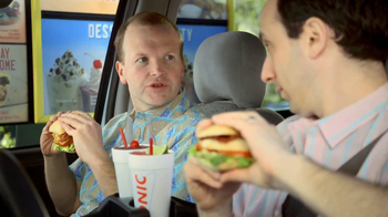 Sonic Drive-In Asiago Caesar Chicken Club TV Spot, 'Chicken Club' - Thumbnail 2