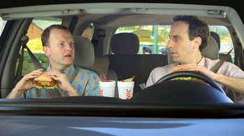 Sonic Drive-In Asiago Caesar Chicken Club TV Spot, 'Chicken Club' - 2180 commercial airings