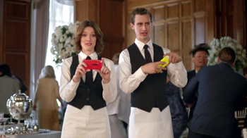 Microsoft Nokia Lumia 920 TV Spot, 'Wedding Fight' - Thumbnail 8