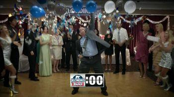 Klondike Krunch TV Spot, 'Paul vs. the Dreaded Dance Circle'