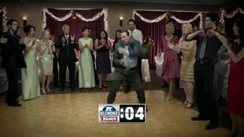 Klondike Krunch TV Spot, 'Paul vs. the Dreaded Dance Circle' - Thumbnail 4