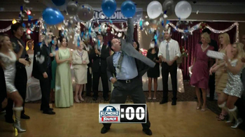 Klondike Krunch TV Spot, 'Paul vs. the Dreaded Dance Circle'