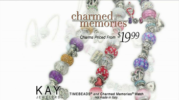 Kay Jewelers Charmed Memories TV Spot, 'Baby Monitor: Mother's Day: Free Bracelet or Charm' - Thumbnail 6