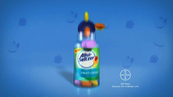 Alka-Seltzer Fruit Chews TV Spot, 'Eating Chalk' - Thumbnail 10