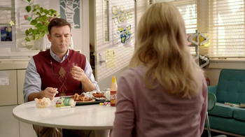 Alka-Seltzer Fruit Chews TV Spot, 'Eating Chalk' - Thumbnail 7