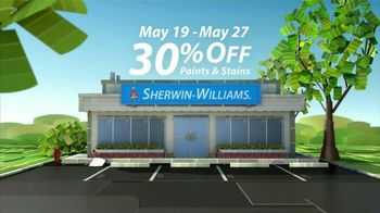 Sherwin-Williams Sunny Days Sale TV Spot, 'May 2013'