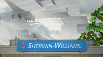 Sherwin-Williams Sunny Days Sale TV Spot, 'May 2013' - Thumbnail 2