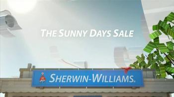 Sherwin-Williams Sunny Days Sale TV Spot, 'May 2013' - Thumbnail 3