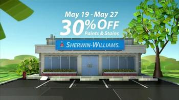 Sherwin-Williams Sunny Days Sale TV Spot, 'May 2013' - Thumbnail 6