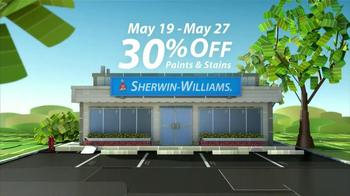 Sherwin-Williams Sunny Days Sale TV Spot, 'May 2013' - Thumbnail 7