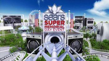 Sears Super Memorial Day Event TV Spot