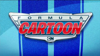 Cartoon Network TV Spot, 'Formula Cartoon' - Thumbnail 5