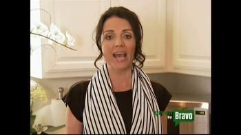 Green is Universal TV Spot, 'Bravo Green Tip' Featuring Jenni Pulos - Thumbnail 4
