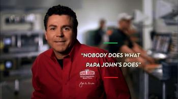 Papa John's Buffalo Chicken TV Spot, '2013 Menu Masters Award Winner' - Thumbnail 3
