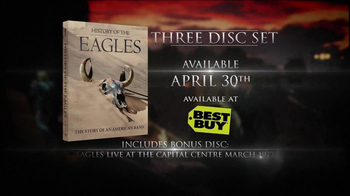 History of the Eagles Blu-ray and DVD TV Spot - Thumbnail 10