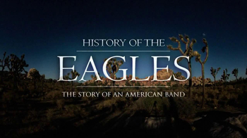 History of the Eagles Blu-ray and DVD TV Spot