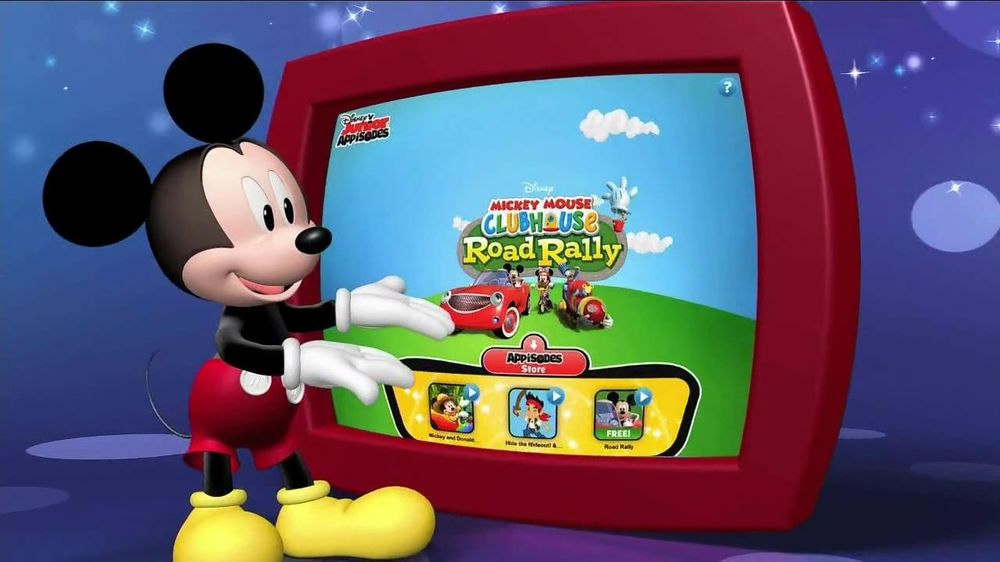 Disney Junior Appisodes App Tv Spot Ispot Tv