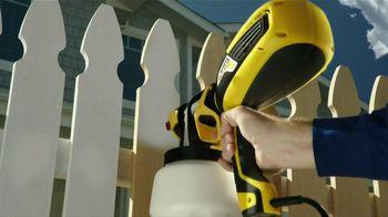 Wagner FLEXiO Sprayer TV Spot - 368 commercial airings