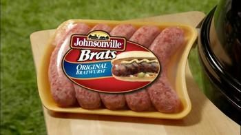 Johnsonville Sausage Brats TV Spot, 'Wedding' - Thumbnail 7