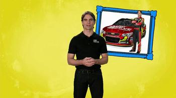 Nickelodeon TV Spot, 'The Big Help' Featuring Jeff Gordon - Thumbnail 2