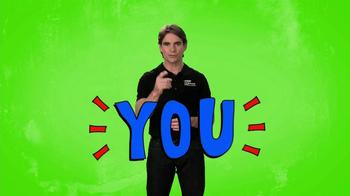 Nickelodeon TV Spot, 'The Big Help' Featuring Jeff Gordon - Thumbnail 6