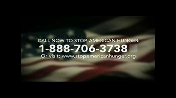 Stop American Hunger TV Spot - Thumbnail 8