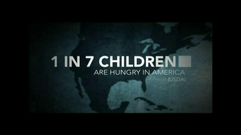 Stop American Hunger TV Spot - Thumbnail 2