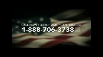 Stop American Hunger TV Spot - Thumbnail 5