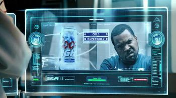 Coors Light TV Spot, 'World's Most Refreshing Can' Featuring Ice Cube